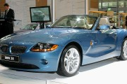 The new BMW Z4 roadster is revealed