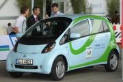 Challenge Bibendum Fuel Efficient Car Show