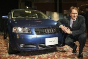 Audi A3 Press Conference