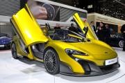 Geneva Motor Show 2016 McLaren 675LT