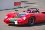 2016 Quail Motorsports, 1966 Red Lola
