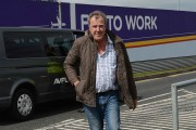Clarkson, Hammond & May Arrive For Their First Live Show In Belfast