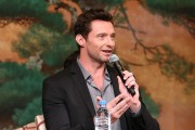 'The Wolverine' Press Conference in Japan