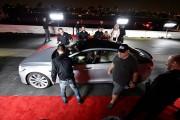 Tesla CEO Elon Musk Unveils New Vehicle