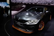 The BMW M4 GTS at the Tokyo Motor Show 2015
