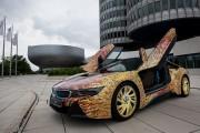 BMW Presents BMW i8 Futurism Edition In Munich
