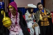 Japanese Cosplay Blooms In Myanmar