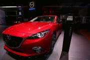 Mazda 3 Kicks Off Los Angeles Hosts Annual Auto Show