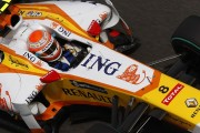 Renault's F1 Engine Shines In Italian Grand Prix