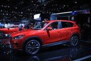Mazda CEO Kicks Off Los Angeles Hosts Annual Auto Show