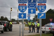 SCH Patrol Officers at South Carolina Freeway 2015