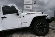 Jeep Wrangler at Hollywood