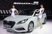 Hyundai Sonata Hybrid PHEV