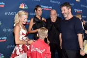 'America's Got Talent' Season 11 Live Show - Arrivals