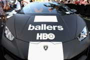 Ballers personalized Lamborghini