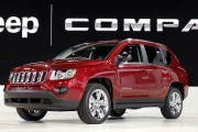 The new Jeep Compass