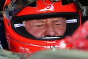 Michael Schumacher in F1 Grand Prix of Brazil - Practice