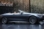 The new Mercedes S-Class Cabriolet Will Now Be Followed By The 2017 Mercedes S-Class