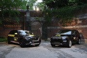 2017 Jaguar F-PACE vs  Land Rover Discovery Sport