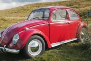 Electric VW Beetle