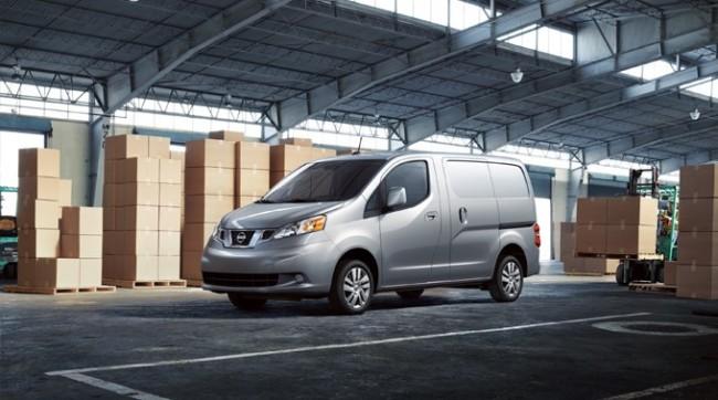 NV200 Compact Cargo Van