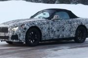 2018 BMW Z5 Roadster Spy Video