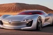 La Renault Trezor dans le detail !!