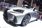 2017 Lexus IS Revealed at Paris Motor Show