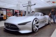 2015 Mercedes Benz AMG Vision Gran Turismo - Concept Car