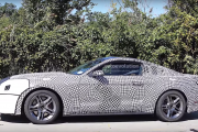 SPY SHOTS 2018 Ford Mustang - Ford Mustang Facelift, Here Are The First Pictures