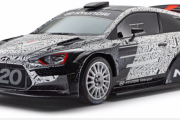 2017 Hyundai i20 WRC challenger