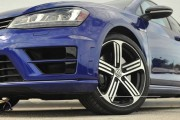 2017 Ford Focus RS vs 2017 Volkswagen Golf R: The Hot Hatch War In North America
