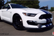 2017 Ford Mustang Shelby GT350: Start Up, Exhaust, Walkaround and Review