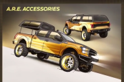 Ford F-150 - Preview at SEMA 2016