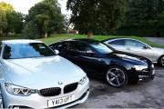Coupe Comparison: Audi A5 vs. BMW 4 Series vs Mercedes C Coupe