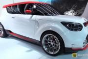 KIA Track Ster Concept - Turnaround - 2015 Chicago Auto Show