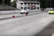 Rimac Concept One vs Porsche 918 Spyder