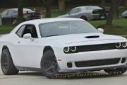 2018 Dodge Challenger ADR prototype - Spy Shots