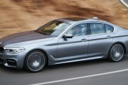 2017 BMW 5 Series - First Drive