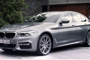 The all-new BMW 5 Series Sedan. All you need to know.