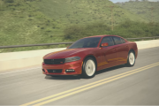 2017 Dodge Charger Earns Five Star Safety Rating