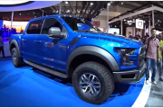 Big SUV Ford Raptor F150, V8, 6.2L engine 2016, 2017 model - Large Ford SUVs