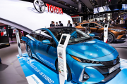 Toyota At The Paris Motor Show 2016