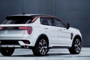 Chinese SUV brand Lynk 01
