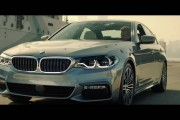 2017 BMW 5 Series Stars At BMW Film 'The Escape'