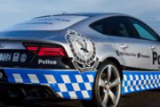 Audi S7 Sportback for New South Wales Police Force