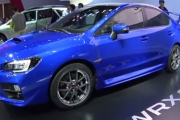 2018 Subaru WRX STI Review Rendered Price Specs Release Date