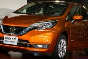 2017 Nissan Note e-Power