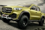 "Mercedes-Benz Pickup ""The Concept"""