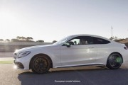 2017 Mercedes-Benz C-Class Coupe Walk Around